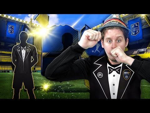 QUADRUPLE WALKOUT PLAYERS! 100K LIGHTNING ROUND TEAM OF THE YEAR PACK OPENING! FIFA 17 ULTIMATE TEAM