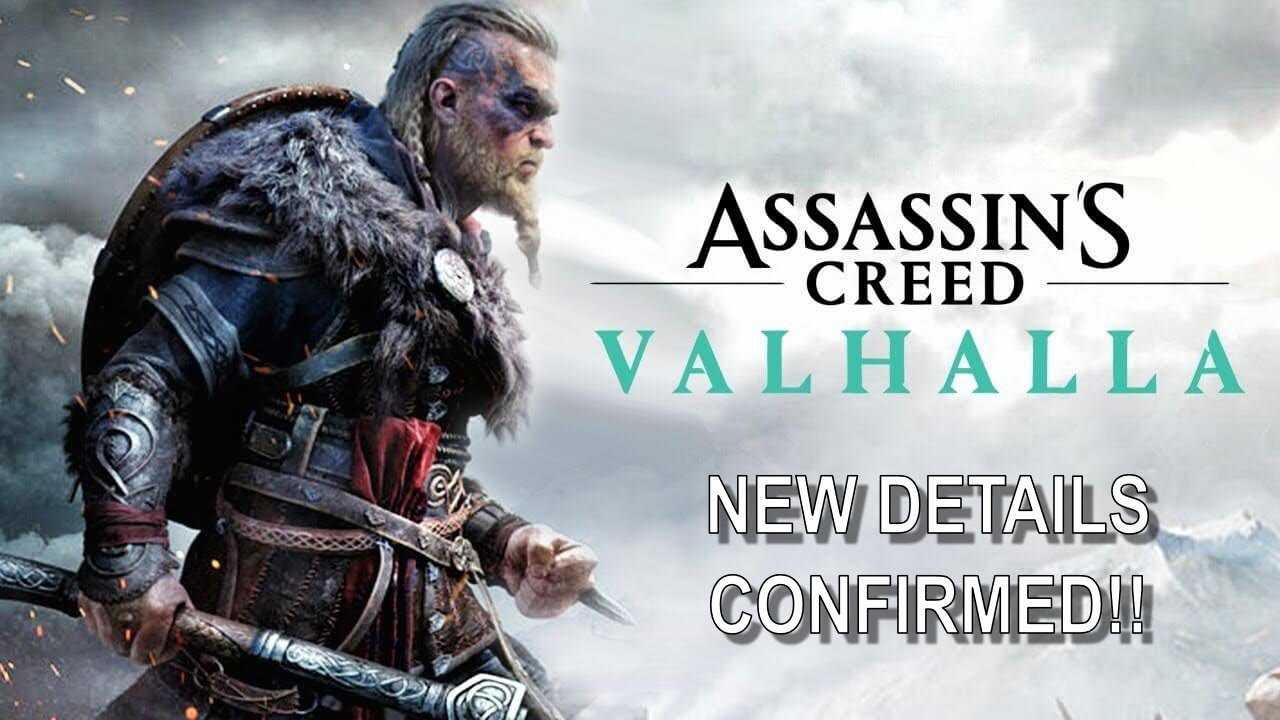 Ac Valhalla New Details Confirmed Assassins Creed Valhalla New