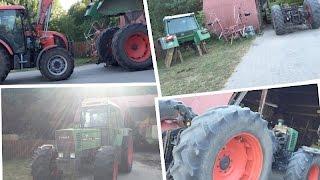 ☆ Lato 2015 ☆ Naprawa skrzyni biegów  FENDT Farmer Turbomatik 311LSA ( Fendt , Zetor ) ㋡
