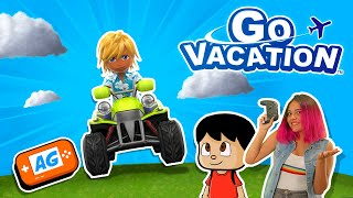 VACACIONES en GO VACATION en Español | Go Vacation para Switch