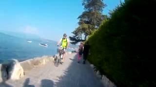 da Lazise a Garda lungo il lago