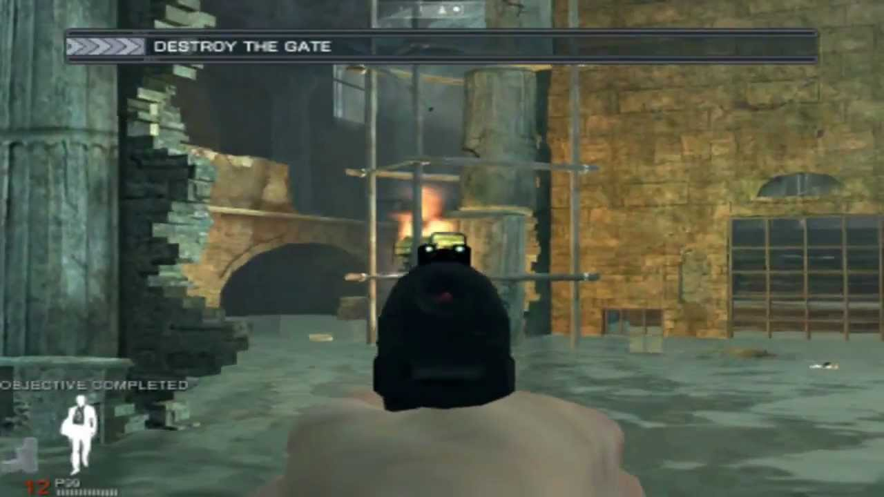 James Bond 007 Quantum Of Solace Gameplay Pc Hd Youtube