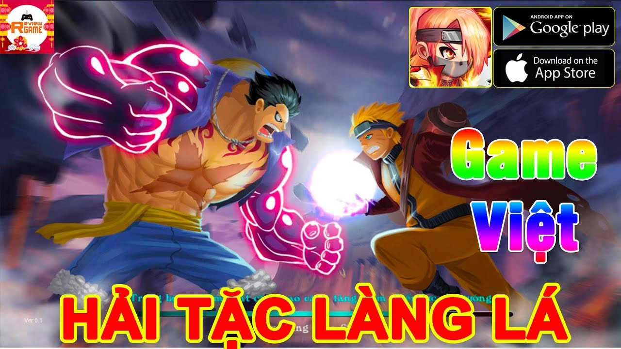 Nhẫn Giả Haki – Siêu Phẩm Game Thẻ Tướng Đề Tài One Piece Do Người Việt Sản Xuất Sắp Ra Mắt