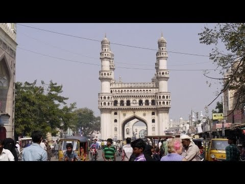 Visiting the Charminar | Hyderabad Travel