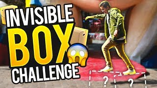 INVISIBLE BOX CHALLENGE CON 2 CAJAS ¡IMPOSIBLE!
