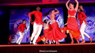 NUEVOLUTION Salsa Dance Performance @ Capital Congress