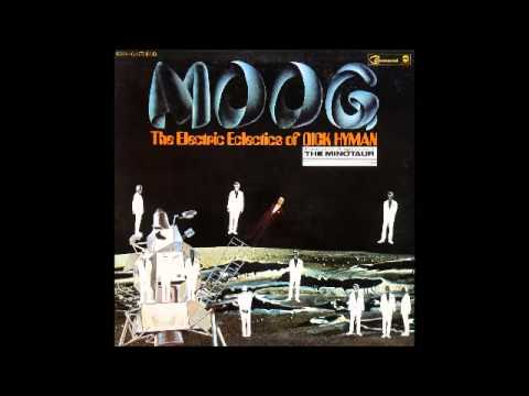 Dick Hyman ‎- Moog - The Electric Eclectics Of Dick Hyman (1969) FULL ALBUM