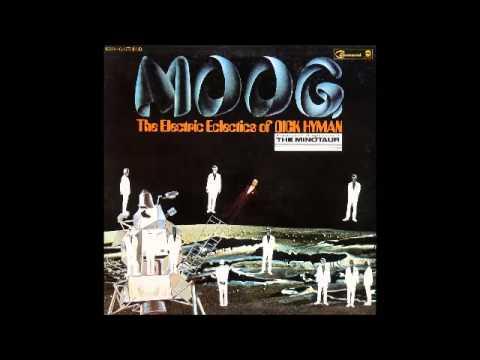 Dick Hyman - Moog - The Electric Eclectics Of Dick Hyman (1969) FULL ALBUM