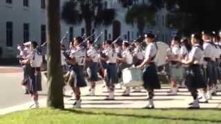 Citadel Pipe and Regimental Band