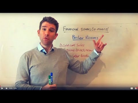 Boiler Room Scams Exposed: Cold Calling and Investment Fraud! 😞😡