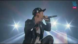 iKON DEBUT CONCERT (BOBBY SOLO) - YGGR #HIPHOP