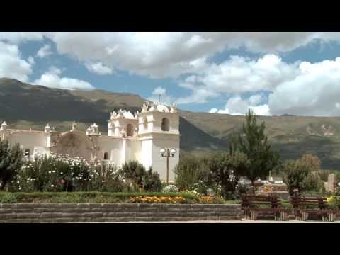 Arequipa: The land of canyons, history and gastronomy