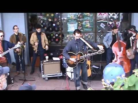 Pokey LaFarge live at Vintage Vinyl, St Louis, MO RECORD STORE DAY 2017