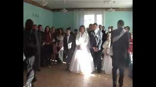 Свадебный рушник - Кто первый