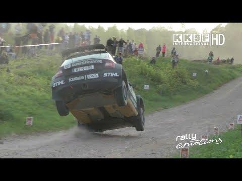 Rally Talsi 2018 | Jump, Action, Max Attack