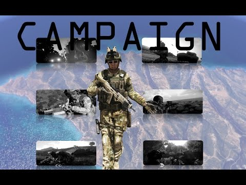 Arma 3 Editor Tutorial - Custom Campaign