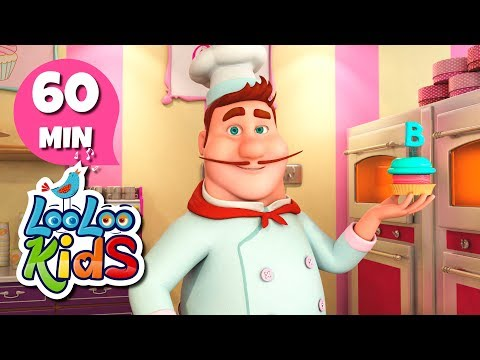Pat-a-Cake - Great Songs for Children | LooLoo Kids