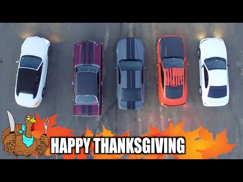 How Car Guys do Thanksgiving Joyride Style