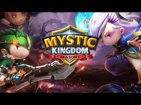 MYSTIC KINGDOM Gameplay iOS / Android