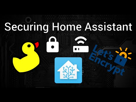 Port Forwarding, DNS, and Encryption - How To Secure Home Assistant with DuckDNS and Let's Encrypt