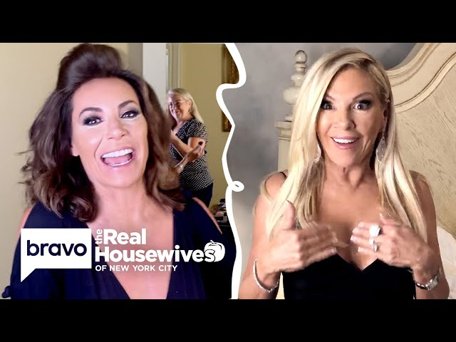 Go Behind the Scenes of The Real Housewives of New York City Season 12 Reunion   Bravo
