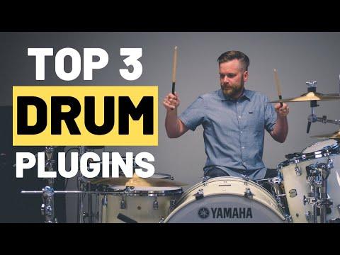 My Top 3 Drum Plugins – RecordingRevolution.com