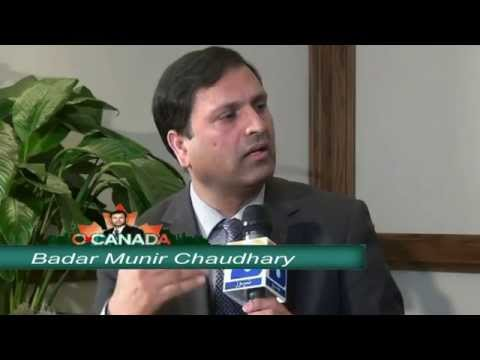 O Canada with Badar Episode 43 (Interview Ishaq Dar & LPC)