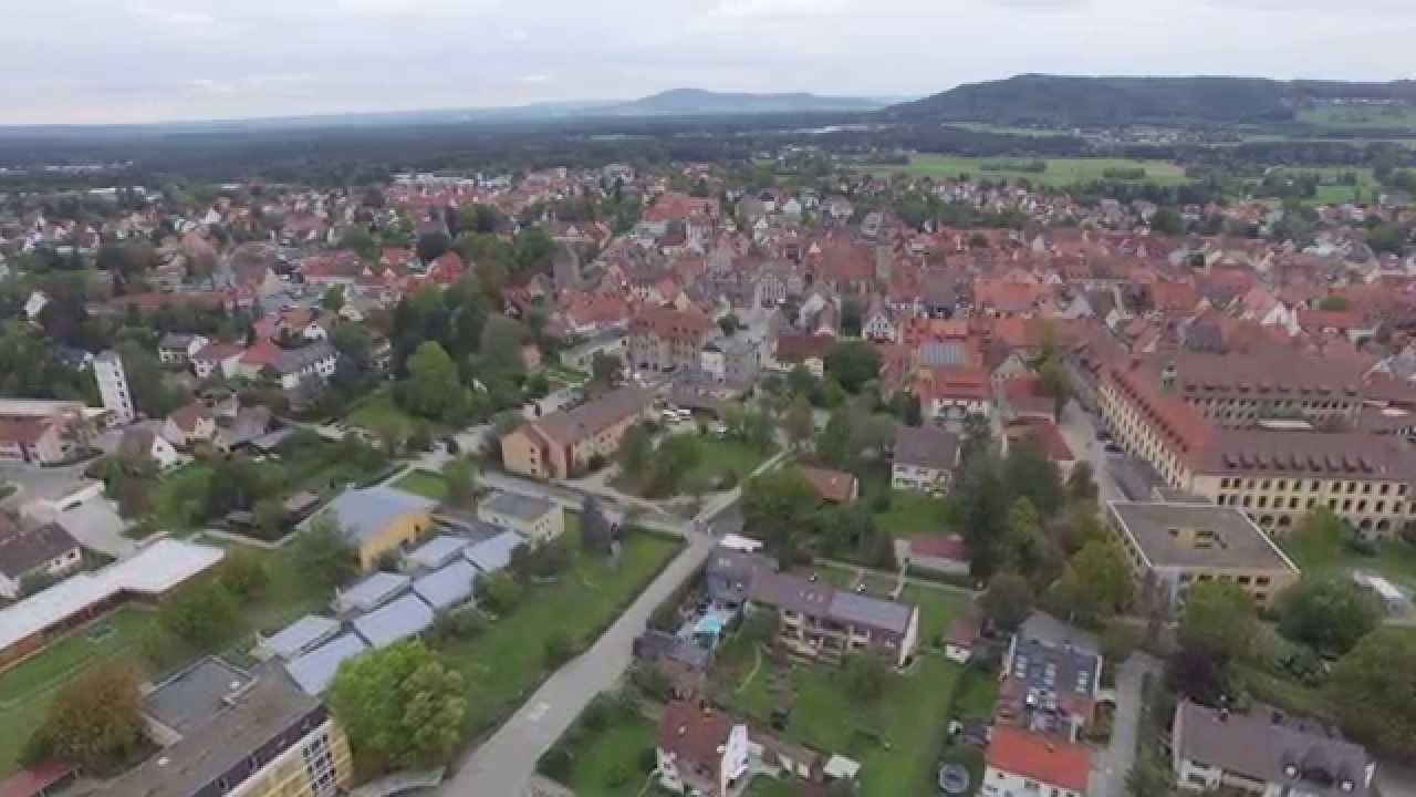 Nürnberg Von Oben