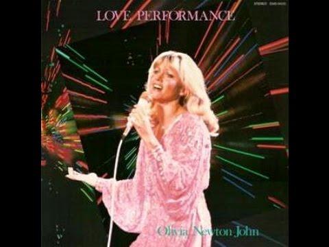 オリビア・ニュートン・ジョン LP:ライブ・イン・ジャパン 愛のパフォーマンス Olivia Newton-John, Live in Japan : Love performans