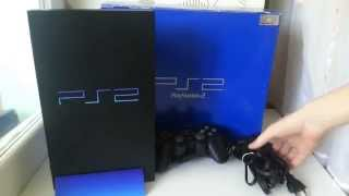 Распаковка PlayStation 2 PS2 FAT Unboxing