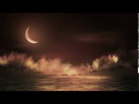 background video effects hd,background video, background video loop Moonlit Sea HD