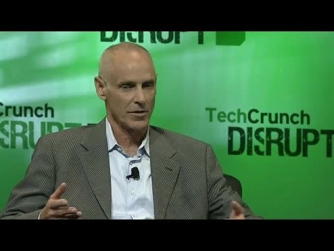 Comcast's Neil Smit on the Broadband Business | Disrupt NY 2014