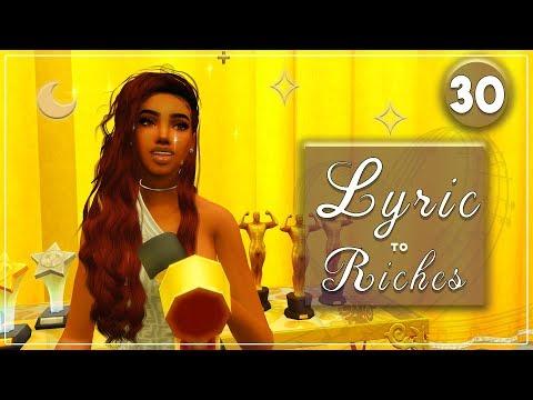 The Sims 4 🎵 Lyric to Riches 🎵 #30 Walk of Fame thumbnail