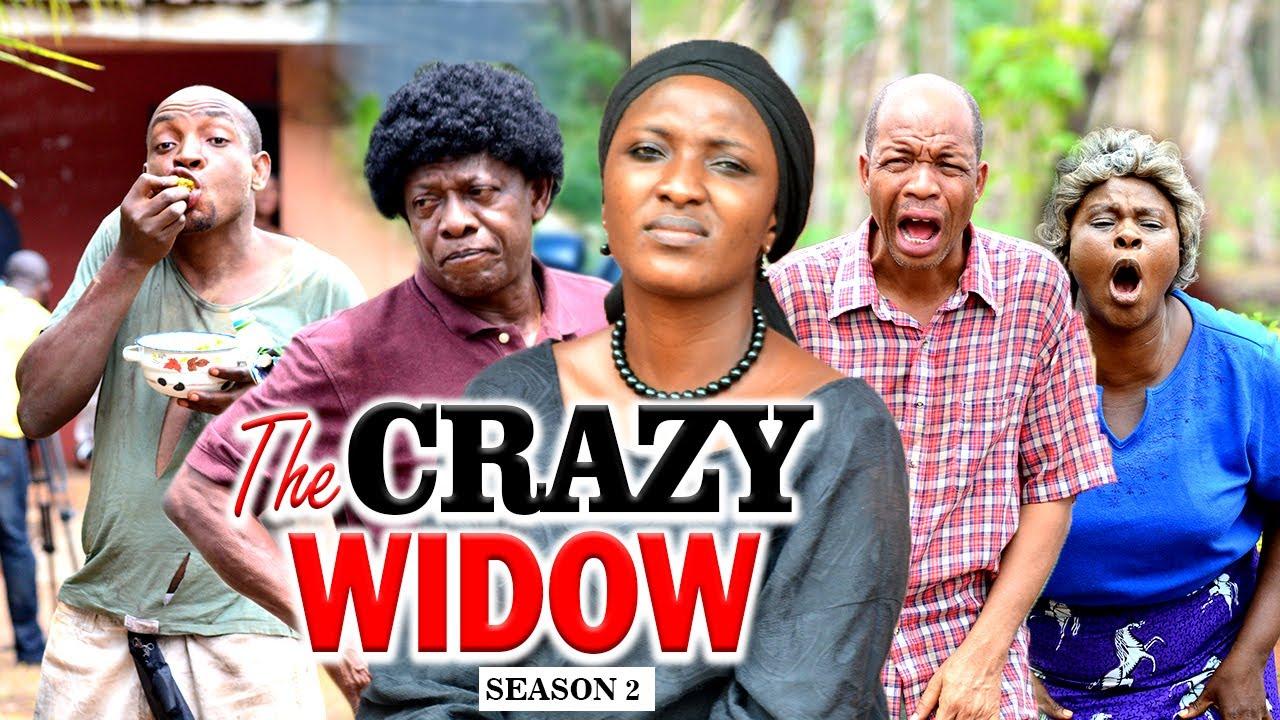 THE CRAZY WIDOW 2 (NKEM OWOH) - LATEST NIGERIAN NOLLYWOOD MOVIES