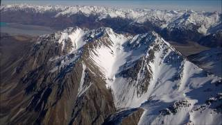 Southern Alps, Natural wonder of New Zealand