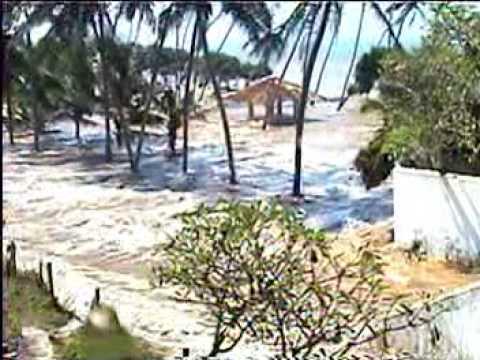 Sri Lanka Tsunami 2004 Bentota Aluthgama Youtube
