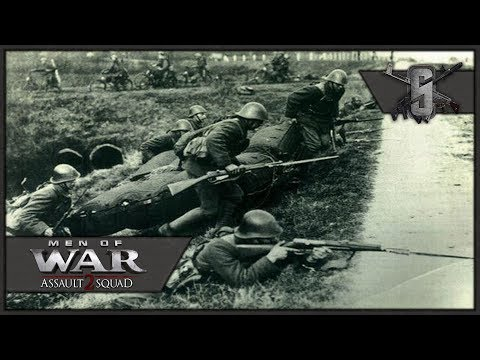 Dutch River Defense w/ my Voicelines against German Invasion! - MoW:AS 2 Valour Mod