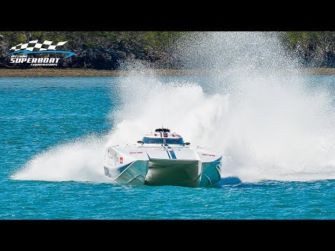 Offshore Superboats Rnd 1, Mackay Qld - July 16, 2017