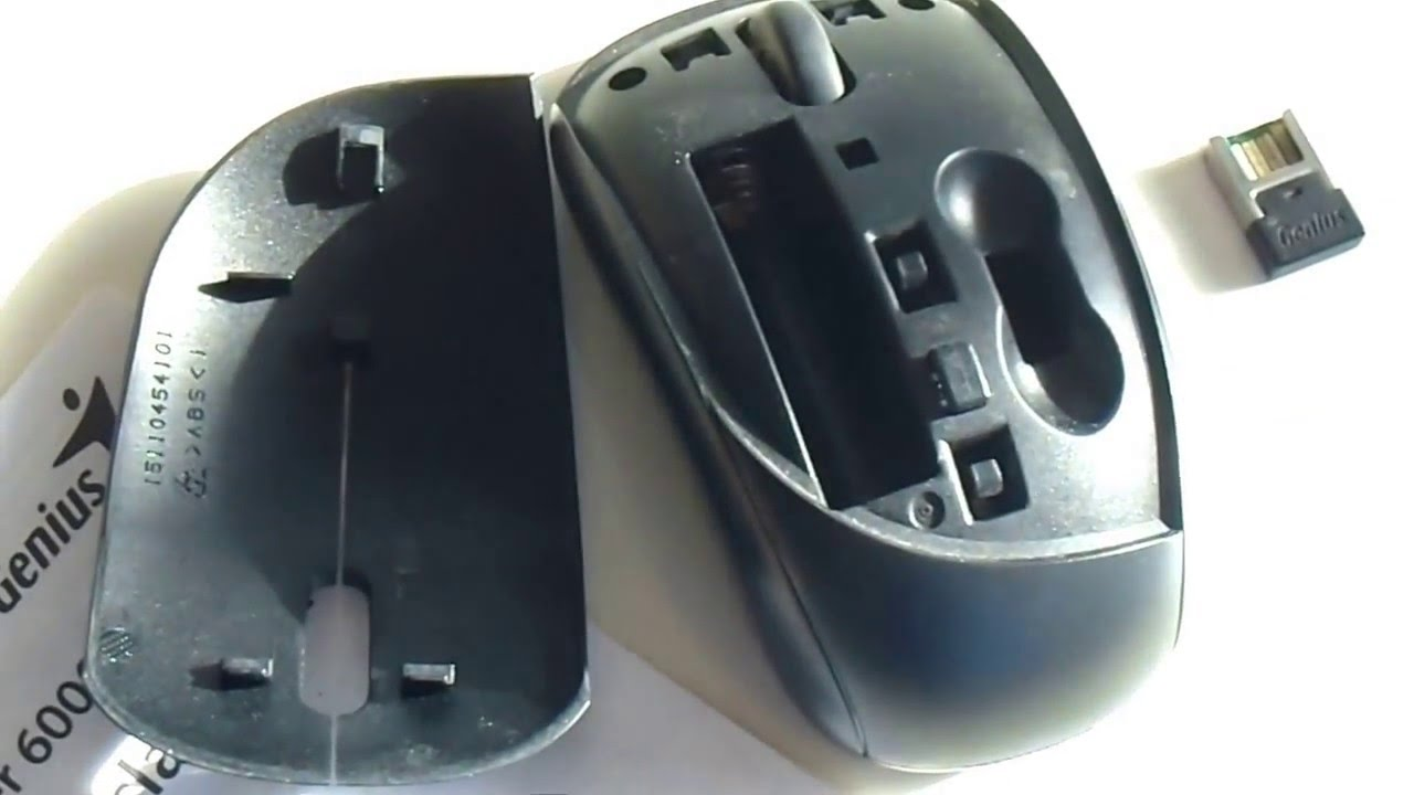 Genius Traveler 6000 Mouse Descargar Controlador