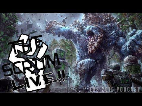 TrollbloodScrum LIVE 2017 ep 20 - We're not mopey