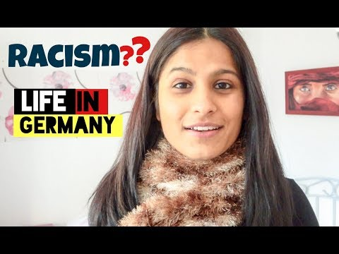 Life In Germany | My Experience with Racism |  Nikita Logs 2018