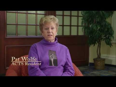ACTS Resident Pat Wolfe