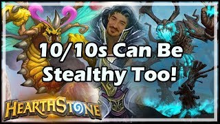 10/10s Can Be Stealthy Too! - Boomsday / Hearthstone