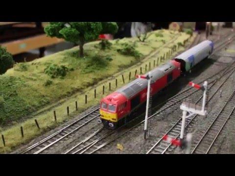 Twickenham & District Model Railway Club Open Day 2016 Promotional Video