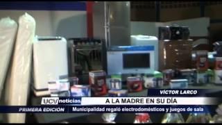 Municipalidad de Víctor Larco: A la madre en su día