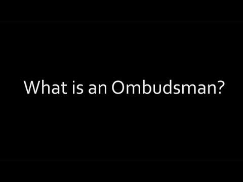 Carter MacDonald Ombudsman
