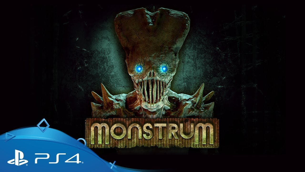 Monstrum | Announcement Trailer | PS4 - YouTube