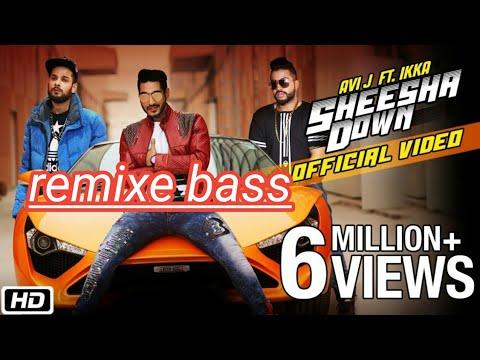 Shisha down karke best bass remixe download link description