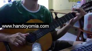 不该 Bu Gai - 周杰伦 Jay Chou / A-mei - Fingerstyle Guitar Solo