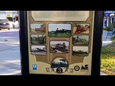 Jamestown 1897 State Historic Park & Walk of Fame - FULL VIDEO TOUR (California)